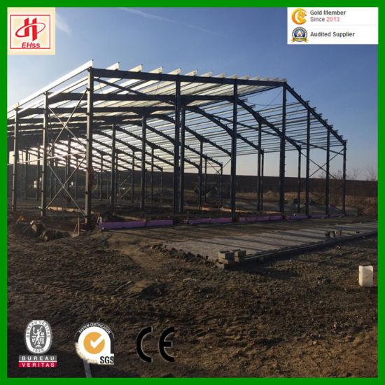 Light Steel Structure Building Prefab Warehouse