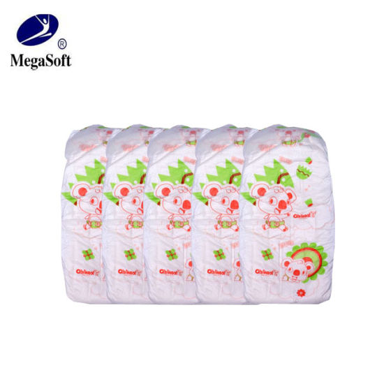 China Products/Suppliers OEM Disposable Good Baby Diaper with High Absorption