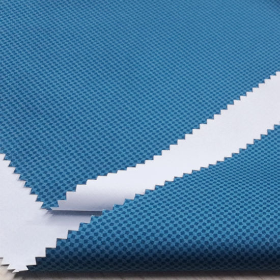 Factory Custom-Made Oxford Fabric 150d*450d Ribstop PU Coated Waterproof Fabric Bag Material