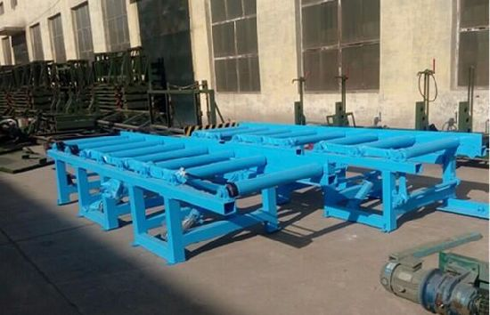 Roller Conveyor for Logs Transporting Directly Produced by Factory pictures & photos