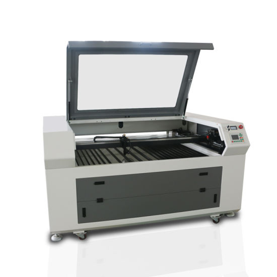 Acrylic, Bamboo Products, Cloth, Plastic, Marble, Glasses, Woods, PVC 60W 80W 100W 130W 150W, Non-Metal Laser Cutting Machine