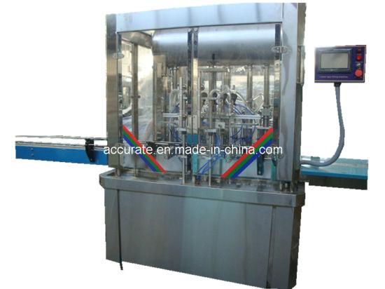 Automatic Paste Liquid Filling Machine
