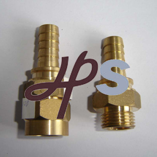 Brass Hose Barb Fitting pictures & photos