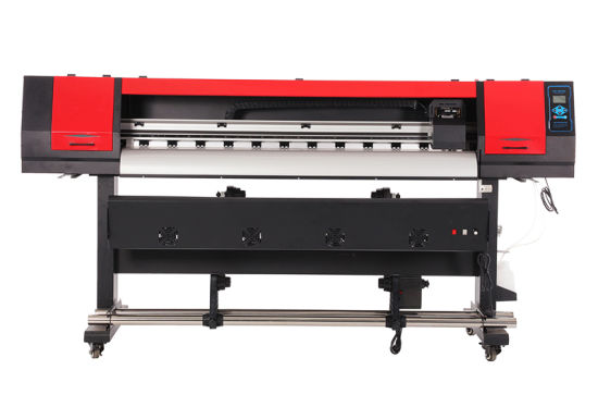 Digital Printing Machine Eco Solvent Printer for Stickers Printing