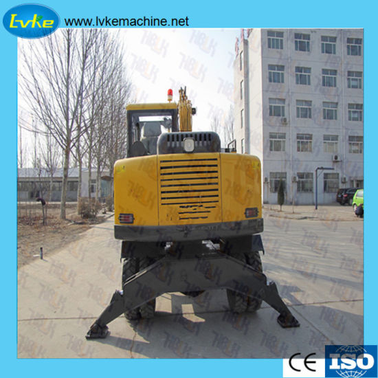 China Cat Mini Excavator 9 Tonne Long Reach Excavator for Sale pictures & photos