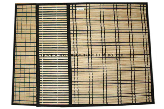 Placemat of Bamboo (dinner mat table mat) pictures & photos