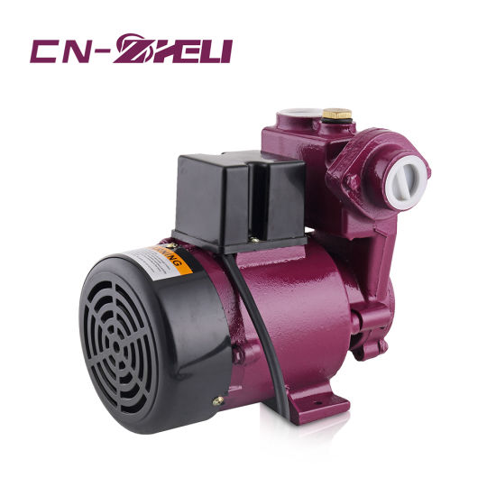 Electric Water Pump Flow Control 0.2HP Compressor Water Booster Pump 220V Made in China pictures & photos
