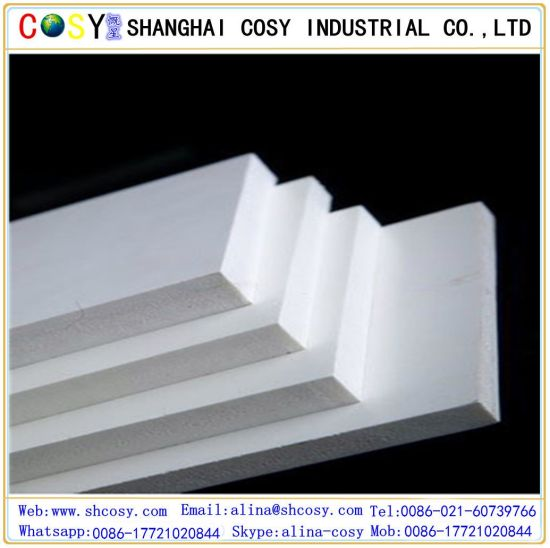 Widely Used Smooth Surface PVC Celuka Foam Board pictures & photos