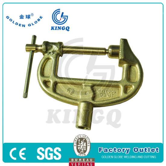 Kingq Electrical Welding Earth Clamp Tools for Sale pictures & photos