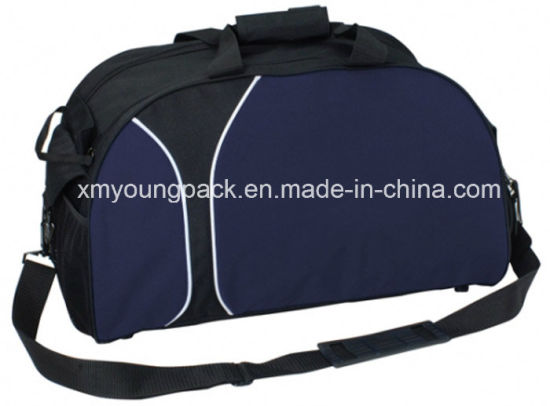 China Fashion 600d Polyester Sports Duffel Bag - China Sports Duffel ... 90e1b975e272a