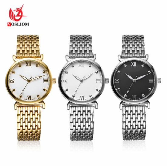 Fashion Custom Logo Branded Japan Movt Quartz Lady Woman Minimalist Wrist Bracelet Hand OEM Watch #V928