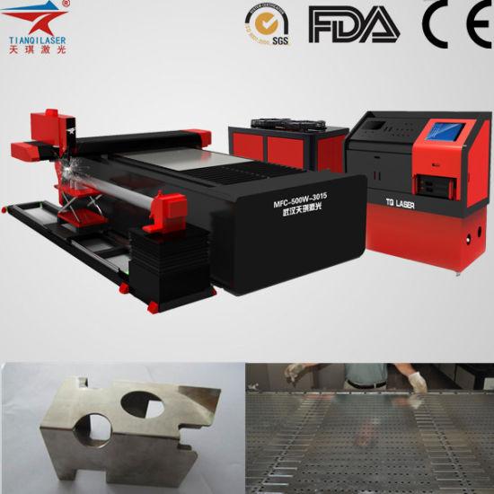 Fiber Laser Cutting Machine for Metal Tube and Sheet Cutting