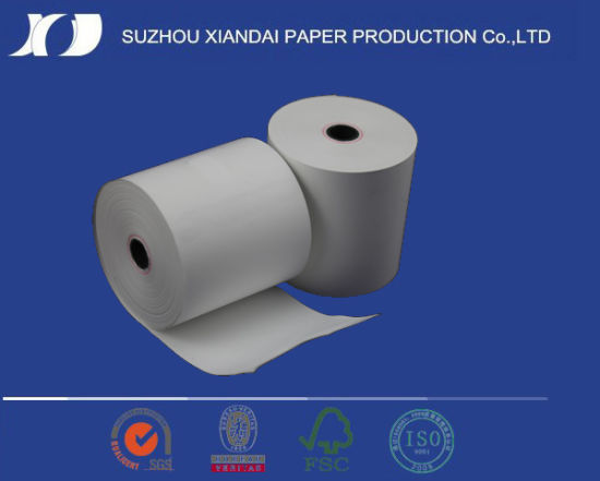 China Invoice Receipt POS ATM Paper X Thermal Paper Rolls - Invoice x