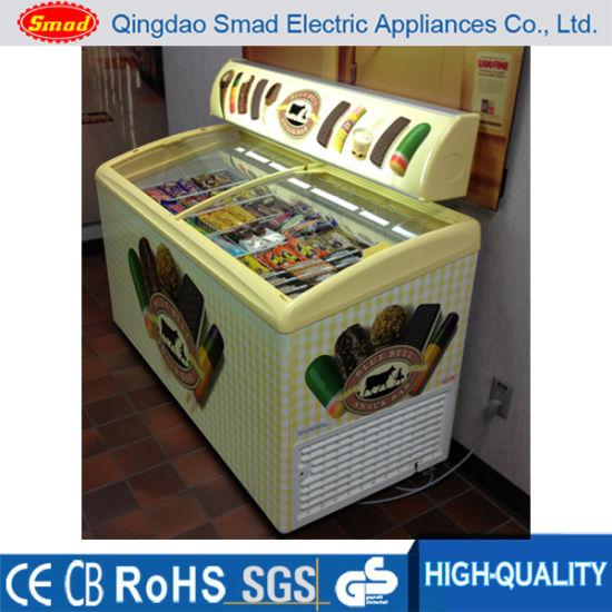 China glass door ice cream chest deep freezer china freezer glass door ice cream chest deep freezer planetlyrics Gallery