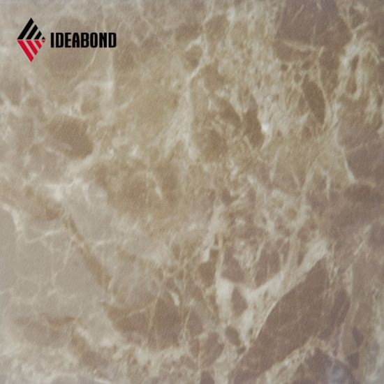 Ideabond Special Series 4mm Stone Look Pillar Aluminum Cladding pictures & photos