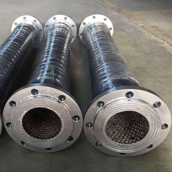 95% Alumina Ceramic Industry Hose pictures & photos