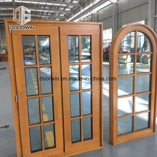 China Fashion Arch Window Grill Design