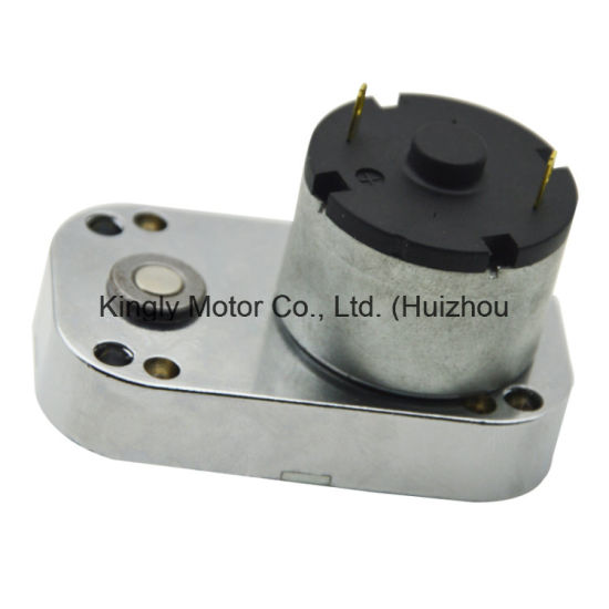 12V Low Rpm Permanent DC Motor for Massage pictures & photos