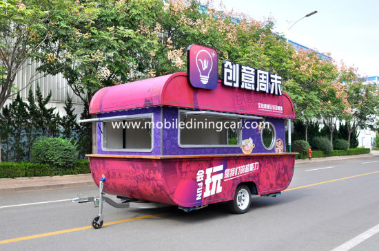 China 2018 Factory Direct Mobile Cart Business Juice Truck For Sale
