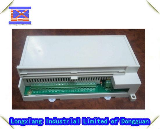 china electronic plastic enclosure for circuit board, breaker