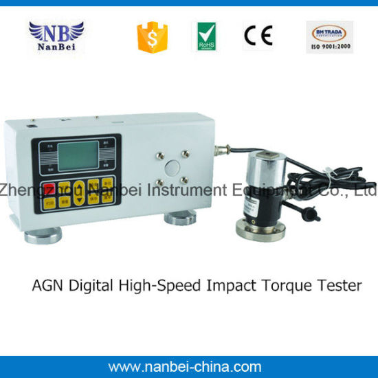 High Precision Dynamic Digital Motor Torque Meter pictures & photos