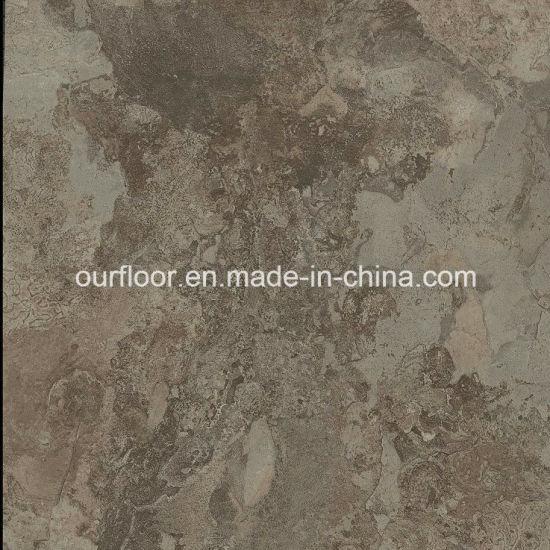 Marble Grain WPC Vinyl Floor Tile (OF-559-8)