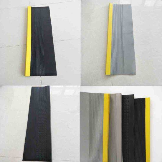 China Rubber Stair Treads Environmental