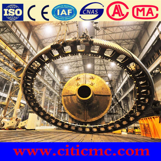 Cast Steel Girth Gear with High Quality pictures & photos