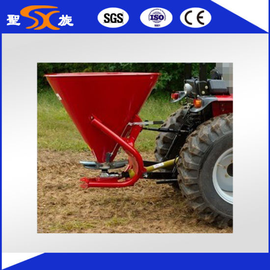Types of Fertilizer Mixed Sowing Planter pictures & photos
