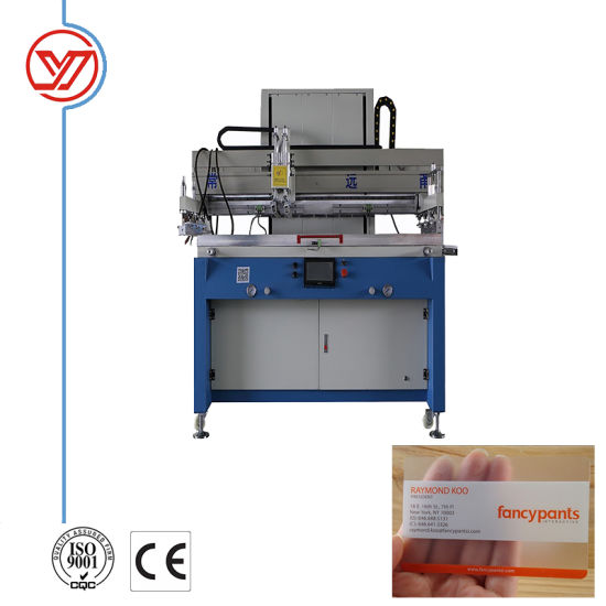 China high efficiency screen printing machine for pvc business card high efficiency screen printing machine for pvc business cardname card reheart Image collections