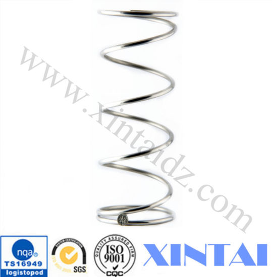 China Spring Manufacturer Supply Customed Conical Square Compression Spring pictures & photos