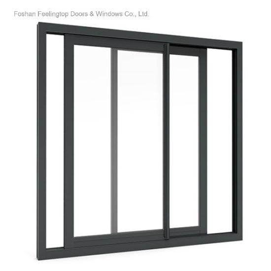 black aluminum windows internal new style black aluminum windows ftw132 china