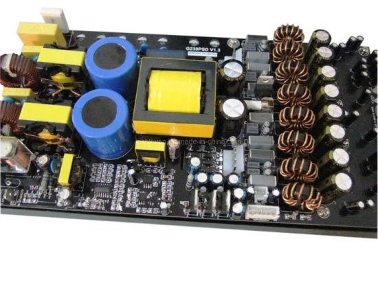 China 1200W dual Tas5630 SMPS+Pfc Class D AMP Module - China