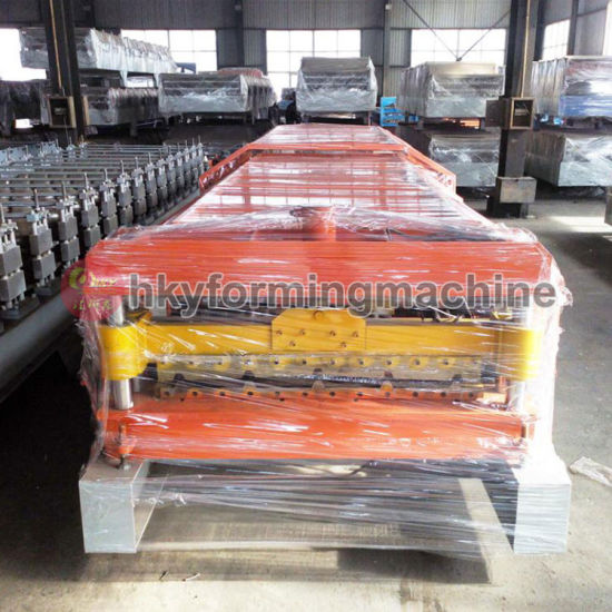 Arc Type Glazed Roll Forming Machine pictures & photos