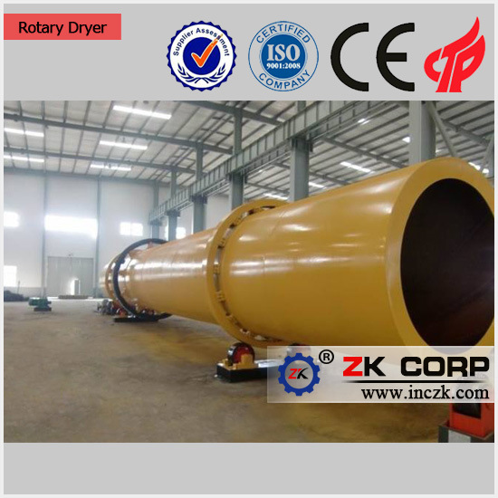 High Capacity 2-46 Tph Slurry Rotary Dryer pictures & photos