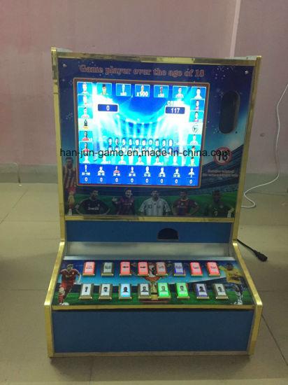 Popular Africa Slot Gambling Machine Arcade Game Machines for Indoor Playground