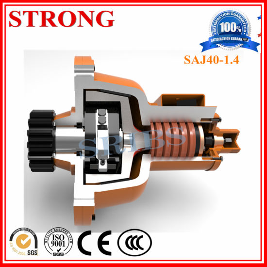 Construction Elevator Spare Part Anti Falling Safety Devices, Saj50-2.0 pictures & photos