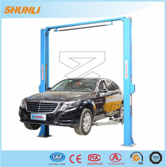 4000kg Hydraulic Safely System Manual Portable Car Hoist