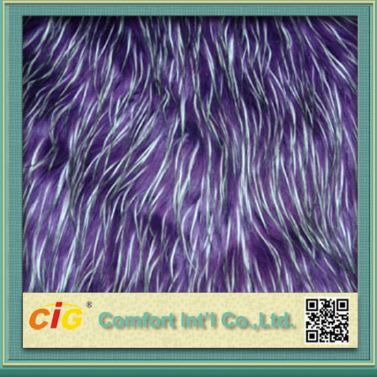 High Quality Colorful Faux Fur