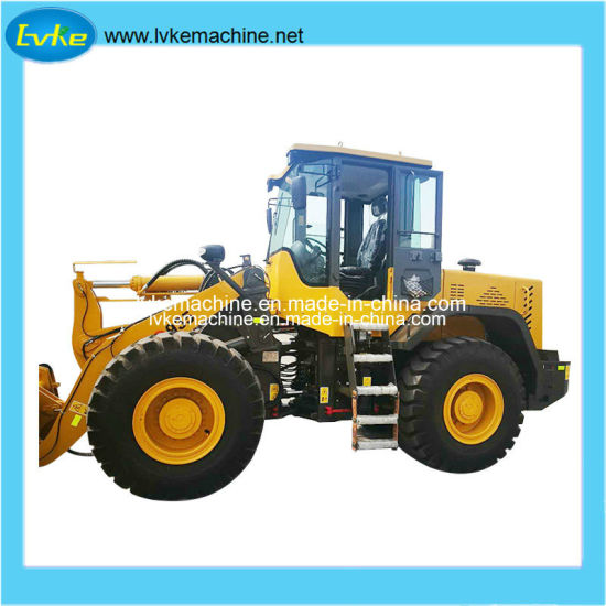 High Quality Hot Sale Wheel Loader Model 956 Machine Mining Construction pictures & photos