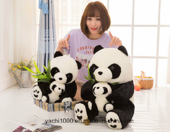 Custom Stuffed Plush Soft Animal Panda Toy