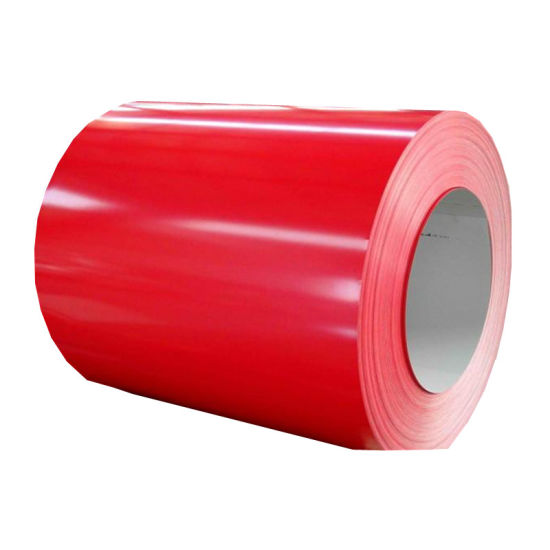 Building Material Prepainted Galvanised PPGI Steel Coil for Roof Sheet