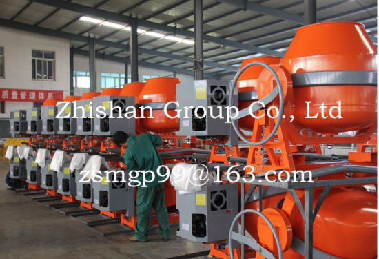 CMH300 (CMH50-CMH800) Portable Electric Gasoline Diesel Cement Mixer pictures & photos