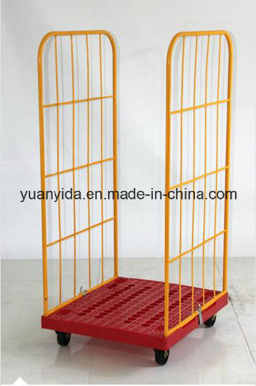 2-Sided Demountable Plastic Base Roll Container/Roll Pallet & China 2-Sided Demountable Plastic Base Roll Container/Roll Pallet ...