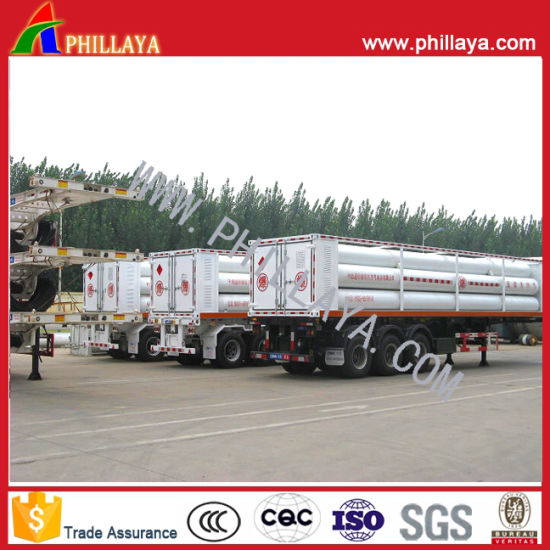 6/9 Tube Bundle Filling Station CNG Skid Cylinder Container pictures & photos