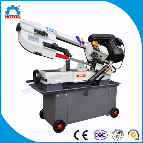 Horizontal Metal Cutting Band Sawing Machine (G5018WA) pictures & photos