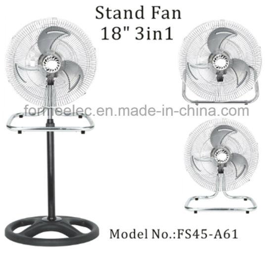 """18"""" Electric Fan 3in1 Fs45-A61"""