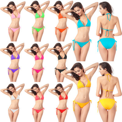 Cheapest Price Sexy Swimwear Bibini for Beach/Pool pictures & photos
