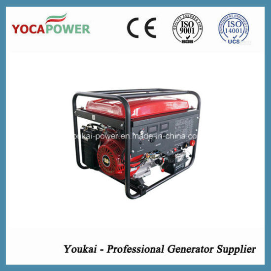 6.5kVA Powerful Gasoline Engine Generator Set pictures & photos