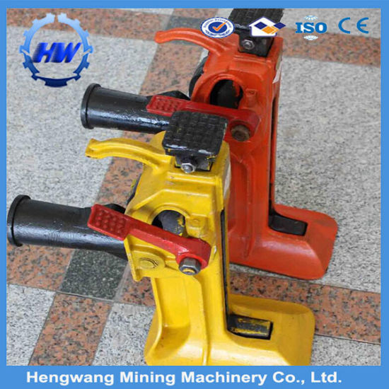 Single Lever Sockets Mechanical Jack Track Rack Type Jack Tools pictures & photos